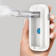 Get 5 Minute Breathing Treatments with the New Flyp Portable Nebulizer Medical Equipment, Conditioner, Usb, How To Plan, Bottle, Clinic, Health, Fitness, Health Care