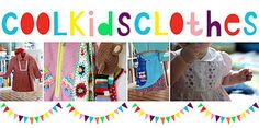 A new blog by Ninainvorm, via Flickr  cool animal ideas for kids clothes