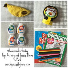 This weeks #FoodieseekerFriday is all about what to pack! Carnival Cruise UK