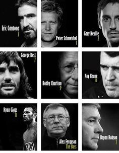 Manchester United, Legends