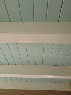 blue ceilings   BM, Woodlawn Blue HC-147 (Haints Blue Porch Ceiling)   For the Home