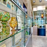 Moser glass museum in Karlovy Vary. Join us for a day trip to this fantastic city! Just visit our website and book now ...