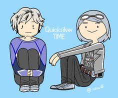 Quicksilver Time // Peter & Pietro Maximoff // X-Men & Avengers