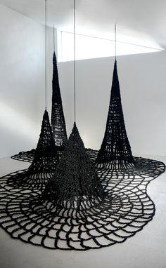beautiful fiber art!
