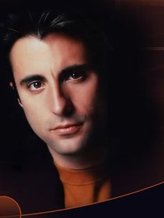 Andy Garcia - handsome & pretty
