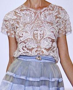 moda-es-viral: emily-dreams: moda-es-viral: Temperley London Primavera / Verano 2013 (Detalles) n