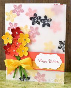 1stampingnightowl: Petite Petals Birthday