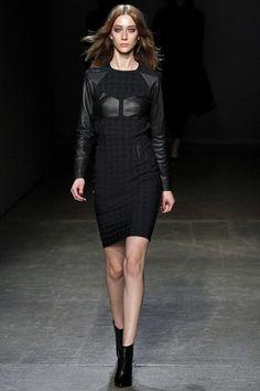 YIGAL AZROUËL New York Fashion Week Fall 13