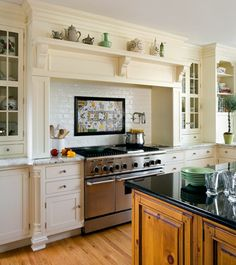 Kitchen Renovation Photo Gallery by Heartwood Kitchen Cabinetry in Danvers, MA