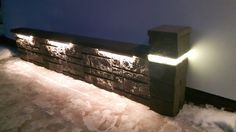 muurikivi-valot