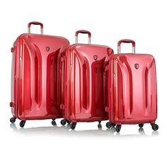 Heys Astra Deep Space Burgundy 3-piece Spinner Luggage Set  http://www.alltravelbag.com/heys-astra-deep-space-burgundy-3-piece-spinner-luggage-set/