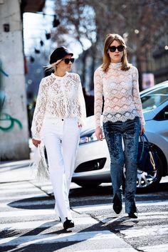 Milan Fashion Week Fall/Winter 2015 (2/2) - Street Style, Street Fashion