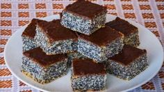 Simple poppy seed cake This is traditional slovak cake. It is easy for preparation and very good. I love it, because this cake preparing my grandma when I was a little girl. Slovak Recipes, Ukrainian Recipes, Czech Recipes, Easy Cake Recipes, Sweet Recipes, Dessert Recipes, Desserts, Low Carb Brasil, Poppy Seed Cake