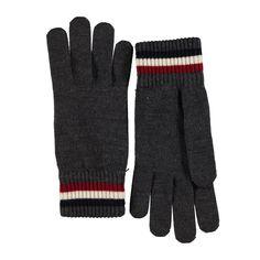 Moncler Striped Gloves Striped Gloves, Moncler, Gift Ideas, Winter, Gifts, Fashion, Presents, Moda, Fashion Styles