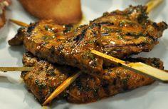 Zuiderse tapas met varkensvlees - Lekker van bij ons !