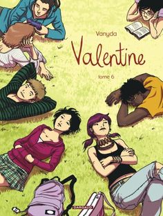 bd valentine tome 2