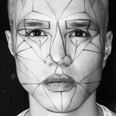 Make up Antonia Rosa Mlx kiss w16 Lidija Kolovrat