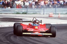 race-winner Gilles Villeneuve died at the wheel during qualifying at the Belgian Grand Prix, aged 30 years ago today. Formula 1, Grand Prix F1, Belgian Grand Prix, Gilles Villeneuve, Ferrari F1, Ferrari Scuderia, Ferrari Racing, Ford, Mc Laren