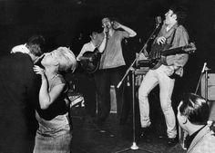 """The Beatles in the """"Top Ten"""" in Hamburg, 1961"""
