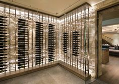 Contemporary Wine Storage Wine Cellar Storage Room Glass Bar Countertop Contemporary, Charles River Wine Cellars Introduces A Contemporary Wine Storage, Intoxicating Design 29 Wine Cellar And Storage Ideas For The, Wine Cellar Modern, Glass Wine Cellar, Home Wine Cellars, Wine Cellar Design, Wine Glass, Wine Bottles, Wine Shelves, Wine Storage, Storage Ideas