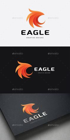 Eagle Logo — Vector EPS #auto #wing • Download ➝ https://graphicriver.net/item/eagle-logo/18997157?ref=pxcr
