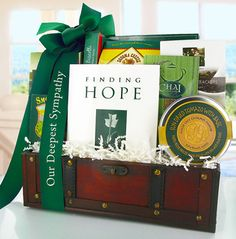 Sympathy Gift Idea - When you donu0027t know what to give & 28 Best Sympathy Gift Baskets images | Condolence messages Grief ...