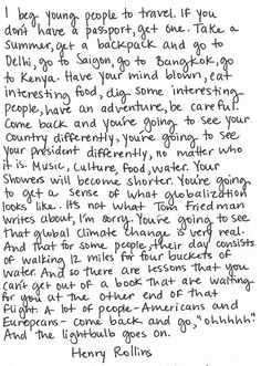 After going to Malawi, I can guarantee most of this is true..