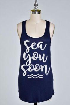 Sea You Soon Tank