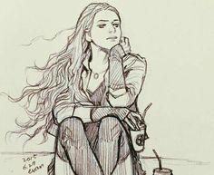 Wanda Maximoff a.k.a. Scarlet Witch