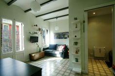 #Apartamento en #alquiler de dos habitaciones reformado en calle Entença #Barcelona.