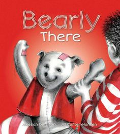 'Bearly There' - A #ChildrensBook with #words by #AleesahDarlison and #illustration by #JillCarterHansen, Bearly There is an exquisitely #humorous #story about a #boy and his #bears, about #new #friends and #old, about #love and #loyalty.  Find out more or #purchase this book via the link - http://www.windyhollowbooks.com.au/products/bearly-there