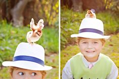 Whitney Hartmann Blog - Bunnies and Chicks Spring Easter Sessions-- That's my son!