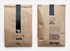 Ejemplos ideas inspiración packaging envases envoltorios bolsas carton papel