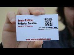 Una interesante iniciativa para conseguir empleo. Un videocurrículum de lo más original: Busco curro de lo mío - www.buscocurrodelomio.com