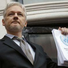 WikiLeaks' Assange promises presidential election leaks