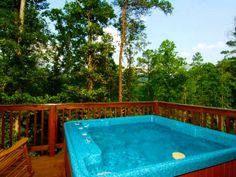 Enjoy the great Hot Tub surrounded by nature. The Hot Tub is EMPTIED and SANITIZED after each guest visit!