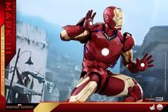 Iron Man – 1/4th Scale Mark III Collectible Figure Coming Soon     DisKingdom.com   Disney   Marvel   Star Wars - Merchandise News Hot Toys Iron Man, Iron Men 1, Star Wars Merchandise, Disney Marvel, Deadpool, Superhero, Guys, Scale, Fictional Characters