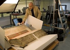 365 Bibles: February 2011  Codex Gigas  Largest Bible ever