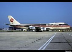 History of Continental Airlines