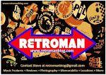 Retro Man blog & Retrosonic Podcast