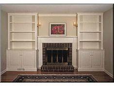 13 best fireplace with shelving images fireplace ideas fire rh pinterest com