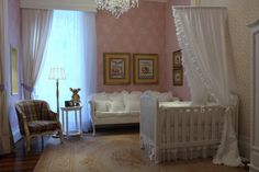 quarto de bebê, arquitetas Deborah Brauer e Cristine Paes.