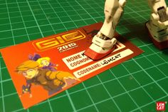 The Zephyranthes: GIC - Gundam Italian Club