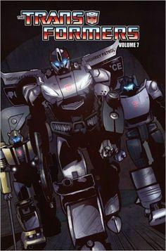 Transformers, Volume 6: Chaos: Police Action