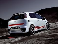 abarth-grande QUEENLADY100
