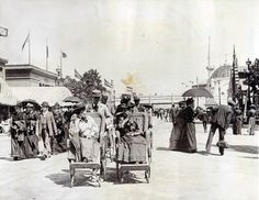 Take a 'walking tour' of the 1893 World's Columbian Exposition — the 'White City'