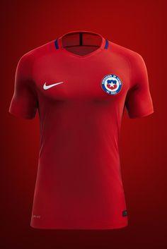 Chile 2016 Nike Away Shirts