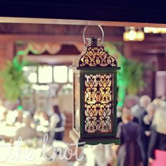 Im using lanterns to put a more older style to my wedding and create the mood! Great for hanging or table decor