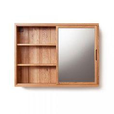 Ordinaire Oak Wall Shelves, Wall Shelf Unit, Wall Shelves Design, Bathroom Furniture,  Bathroom
