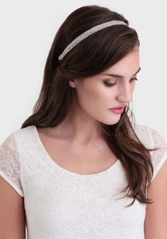 Vivian Embellished Headband at #Ruche @Ruche